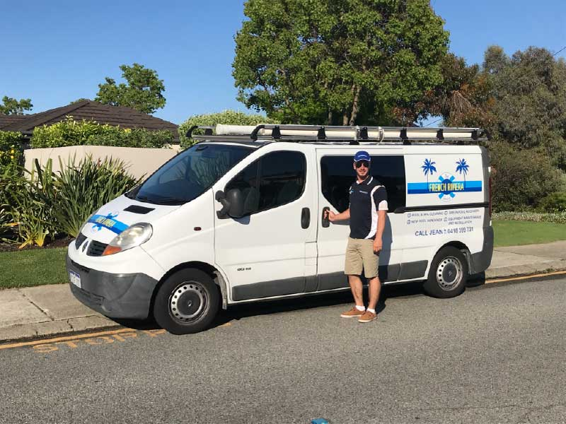 Jean-French-Riviera-Pool-Services-Van-Perth-Contact
